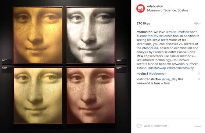 Museums 'swap' Instagram accounts to promote one another - The
