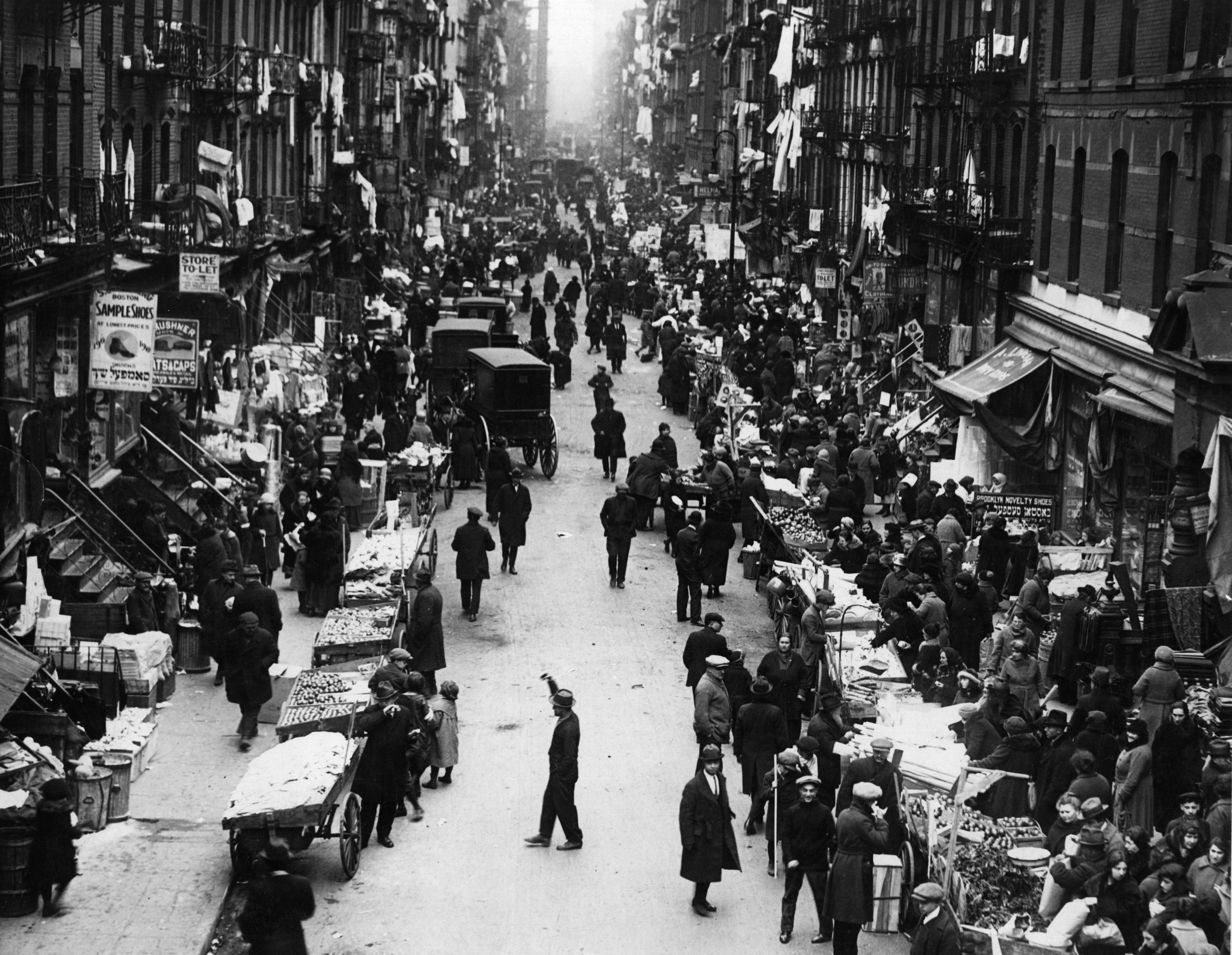 The long and twisted history of 'ghetto'