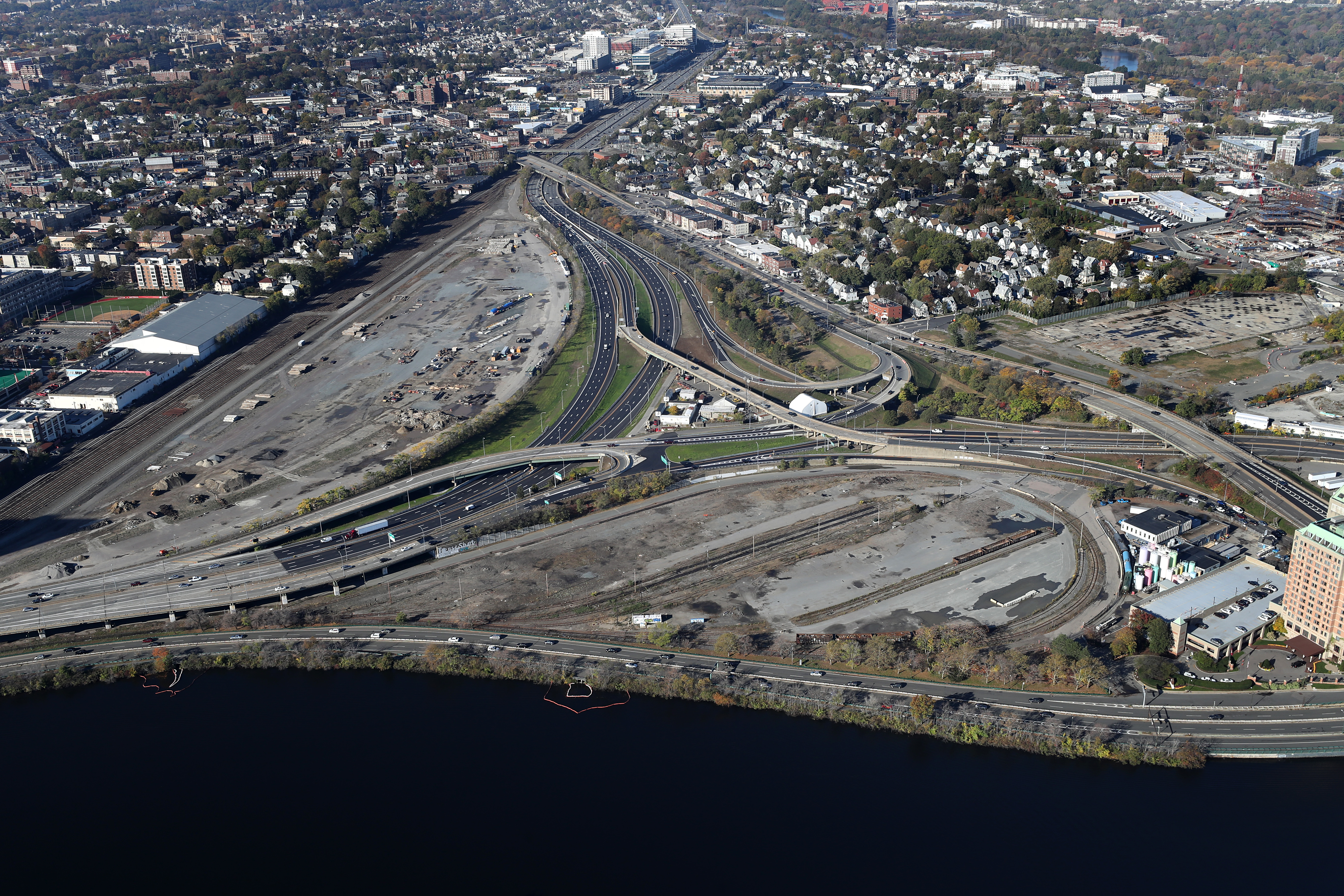 Mass. Pike project in Allston to cost $1 billion or more