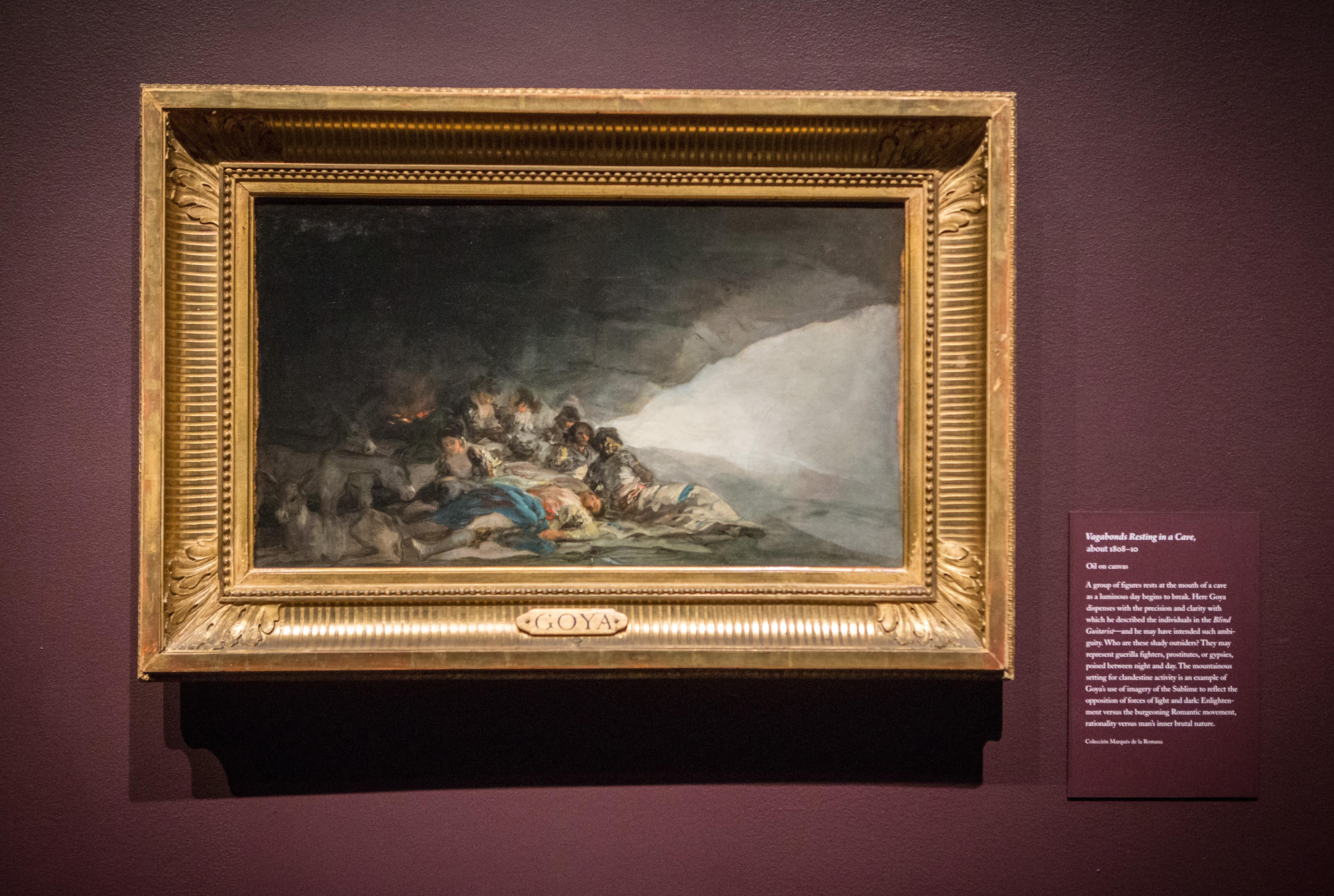 Model Hooker Goya