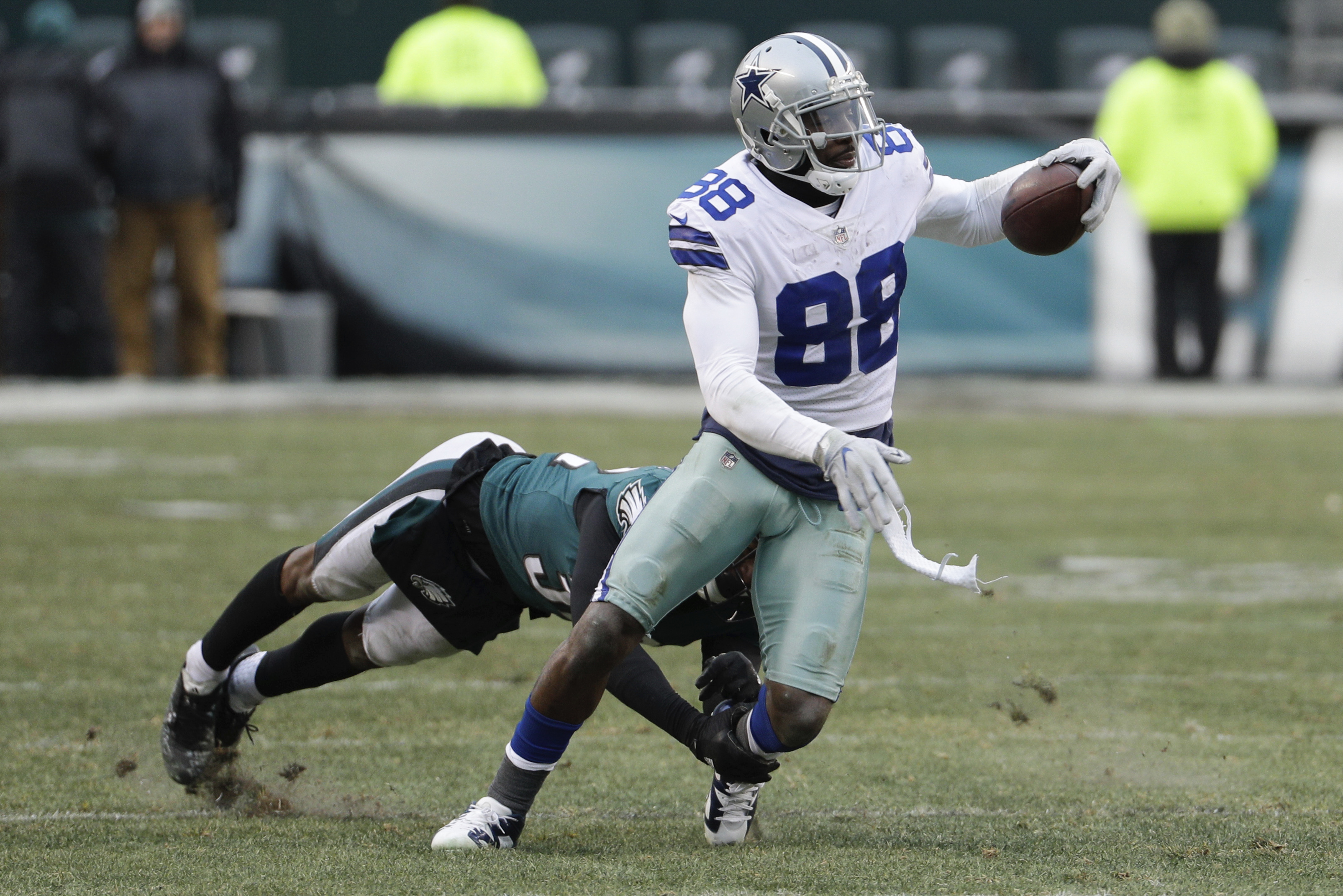 Cowboys Release Wide Receiver Dez Bryant The Boston Globe