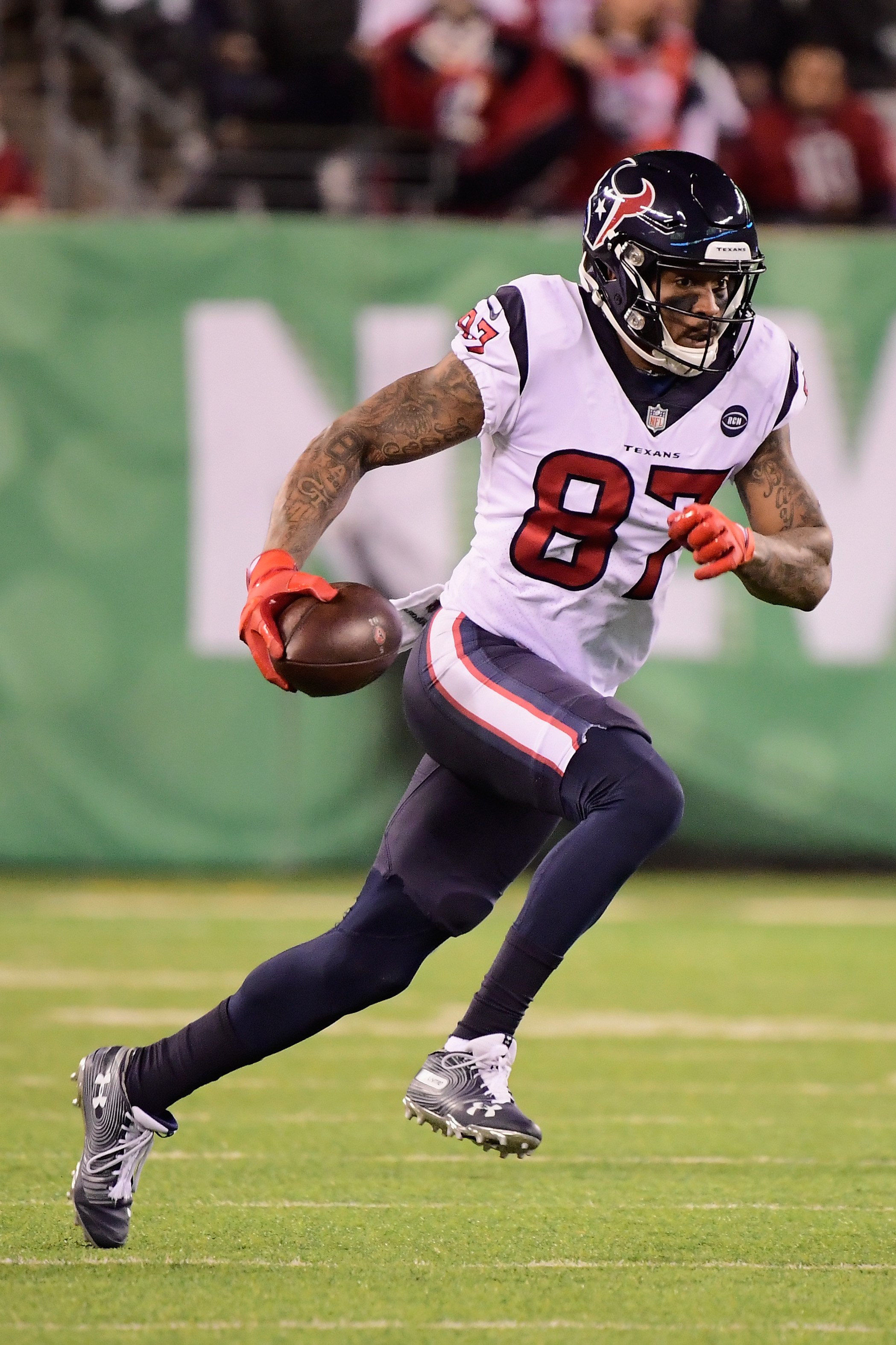 be60fa4a880 Ex-NFL receiver Demaryius Thomas charged in auto accident - The ...