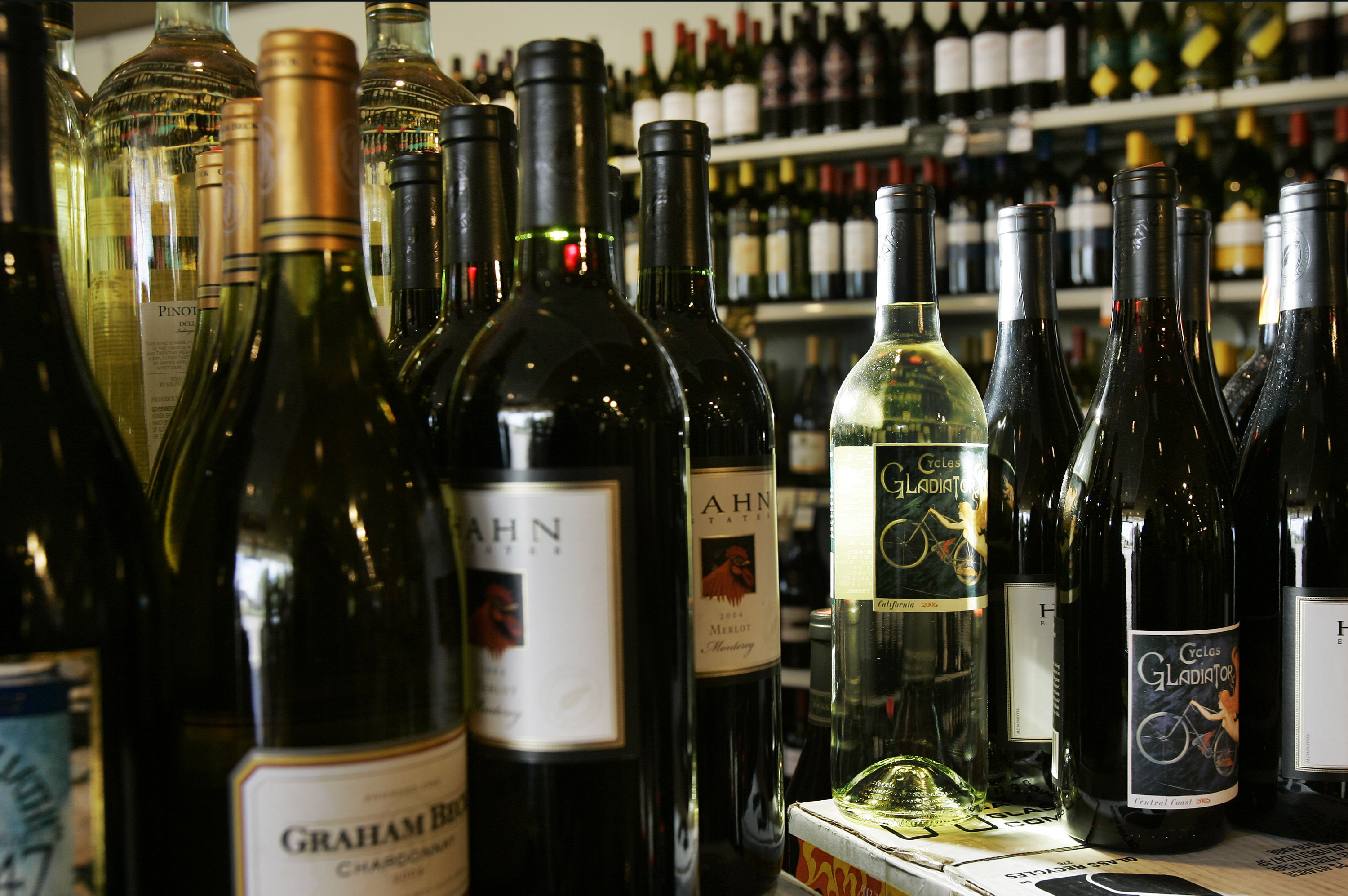 Alcohol Delivery Services Offer Convenience But State Law