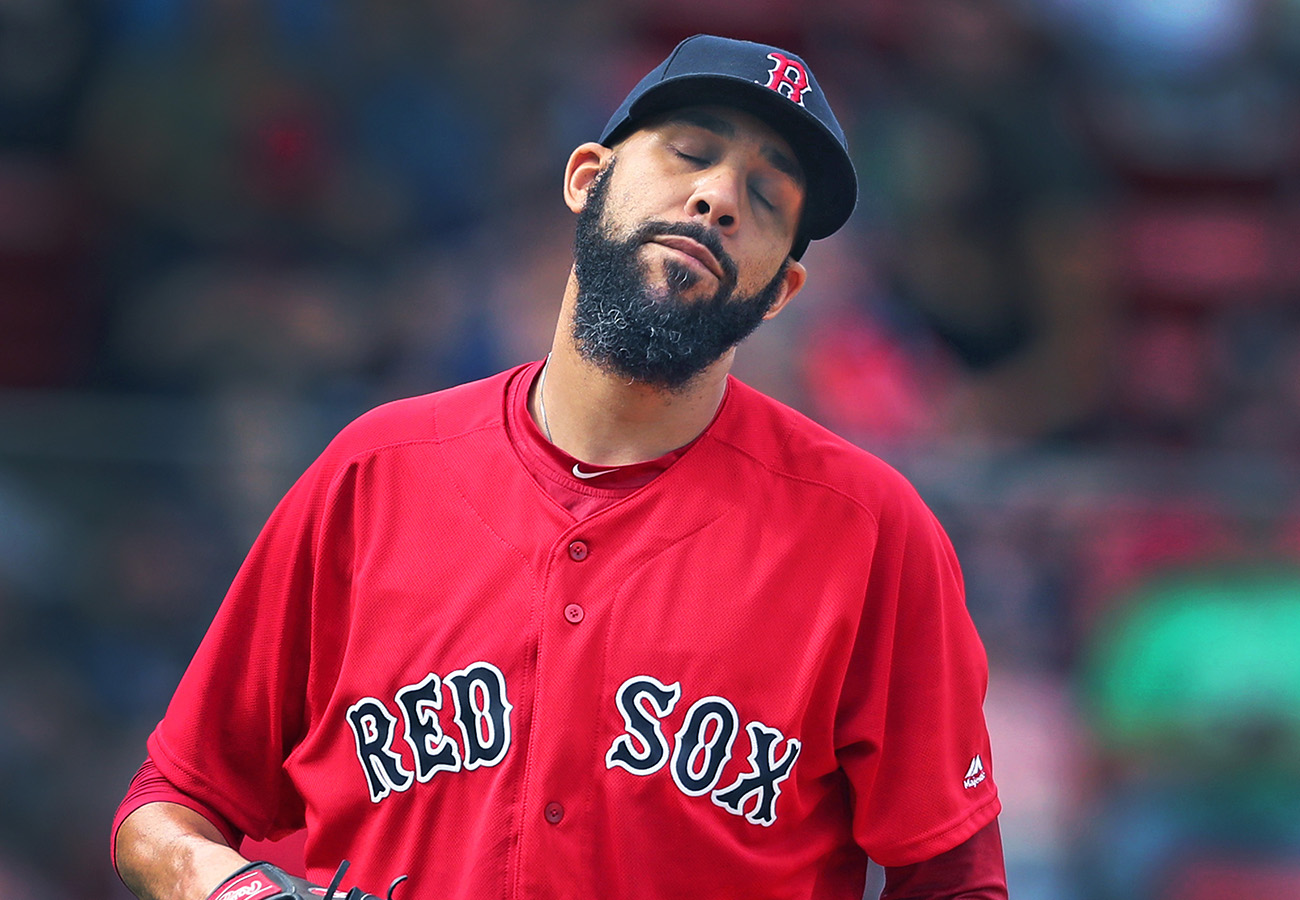 It could have been so much better for David Price in Boston