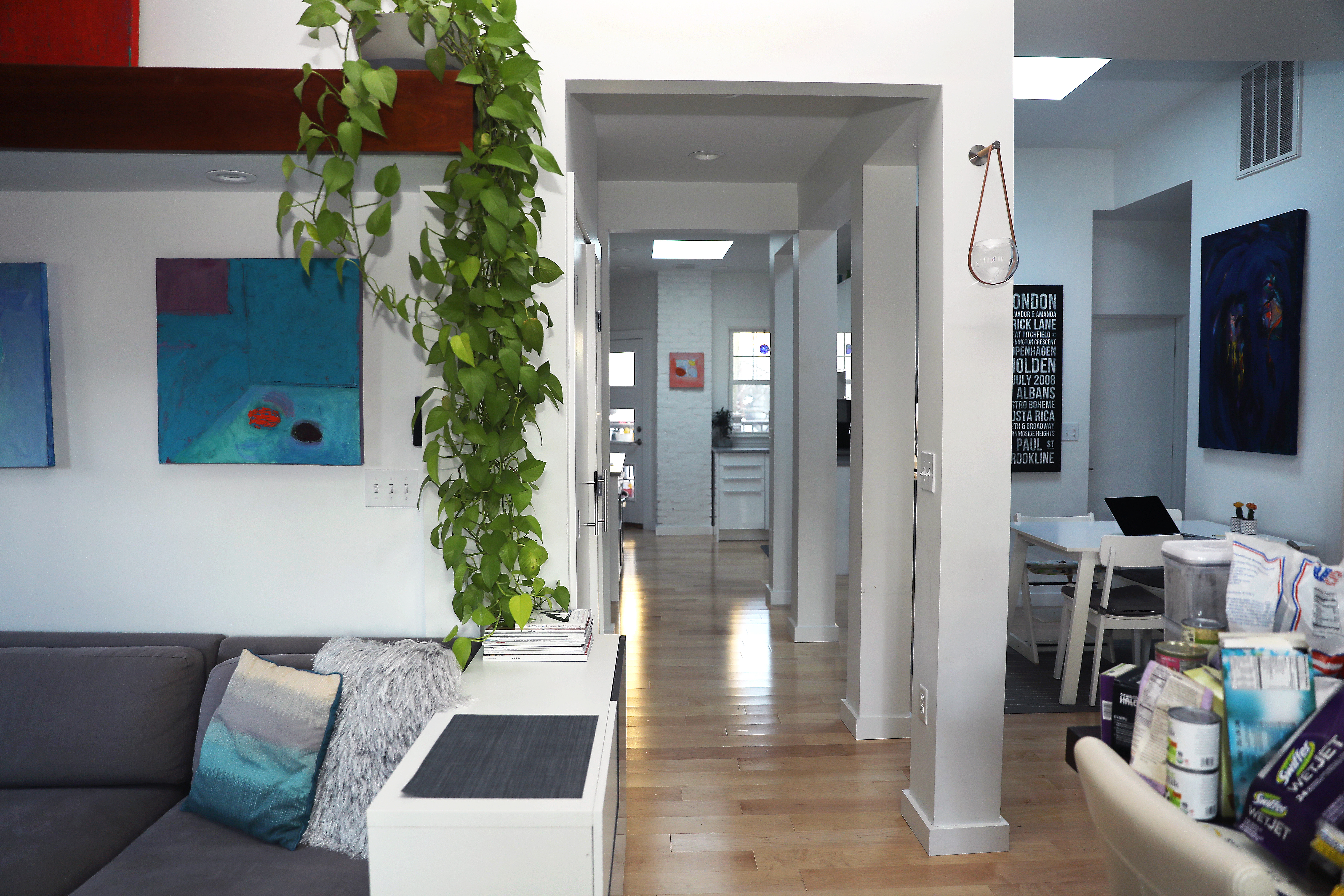 Beau People In Open Concept Homes Are Realizing The Walls Were There For A  Reason   The Boston Globe