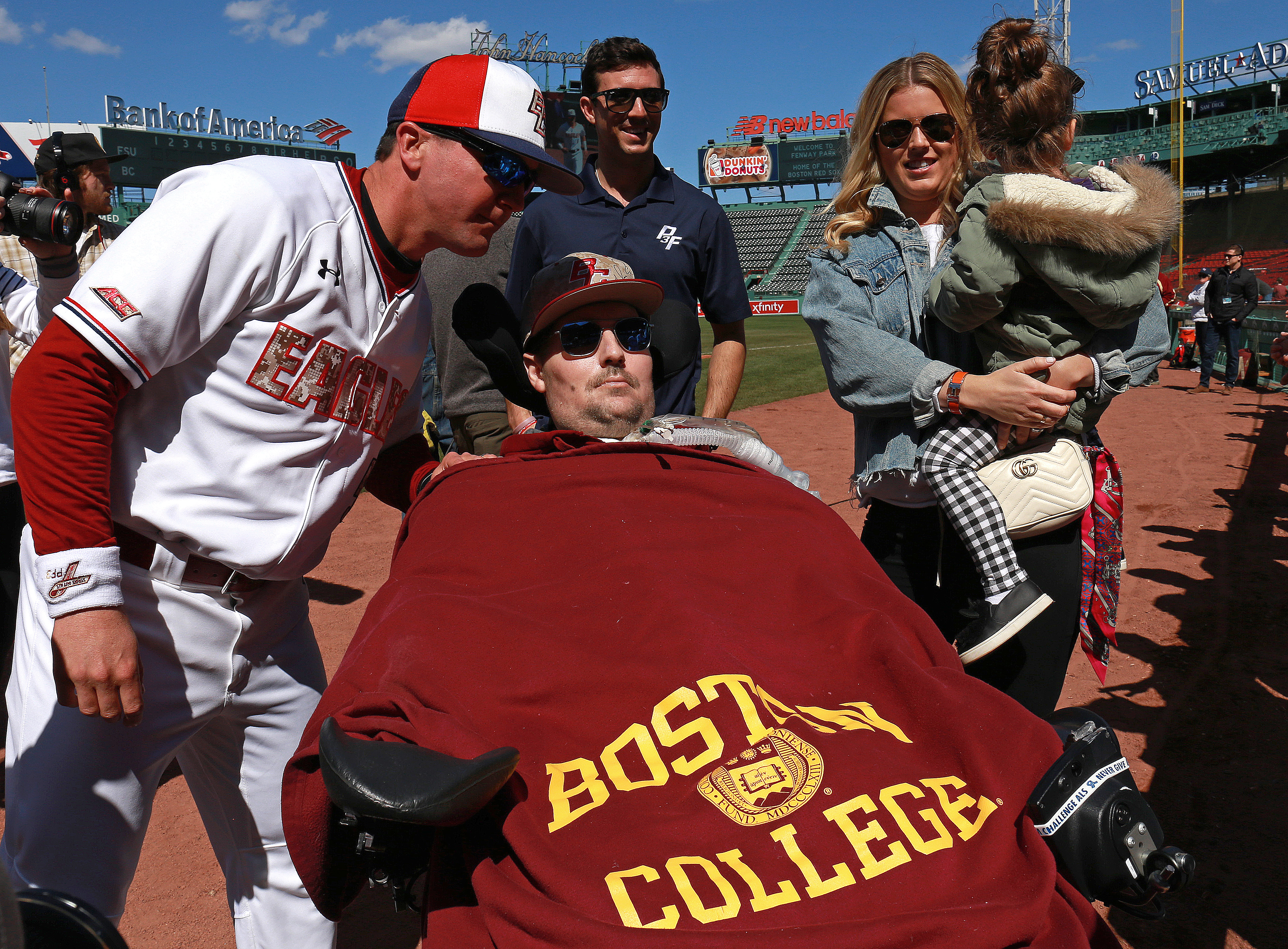 Netflix to develop a movie about Pete Frates's life