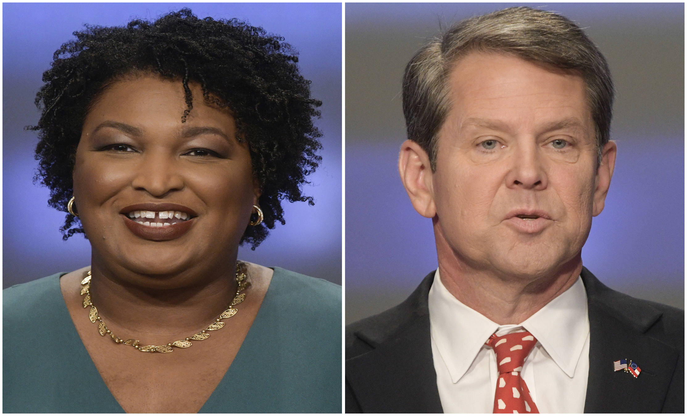 Judge says Georgia must delay in naming governor race winner