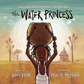 Behind a picture book is one village girl's journey for water - The