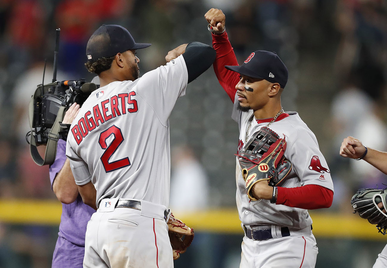 An off year for Mookie Betts? No way, says his uncle