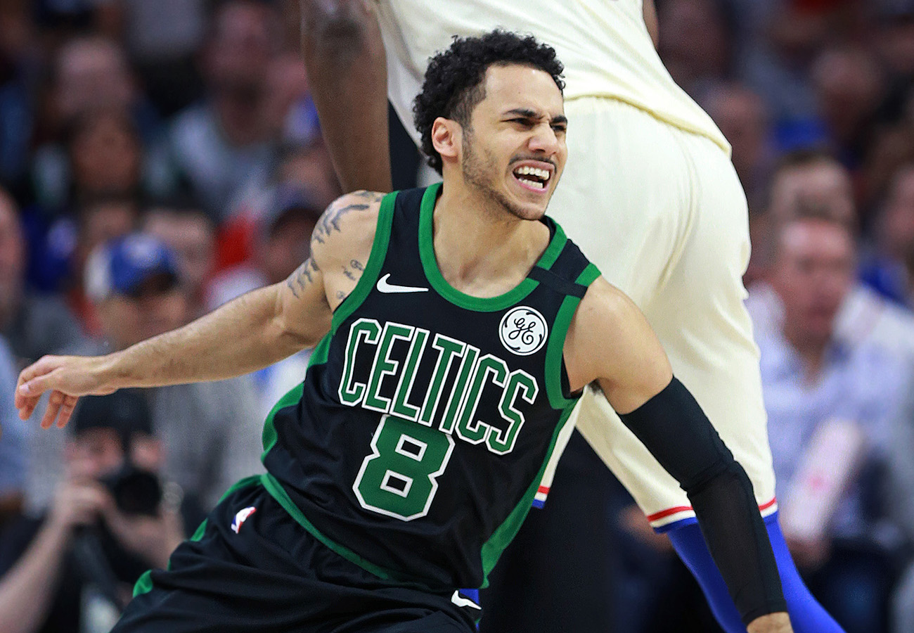 low priced d3cca ff7f6 After strong year as a Celtic, Shane Larkin is still waiting ...
