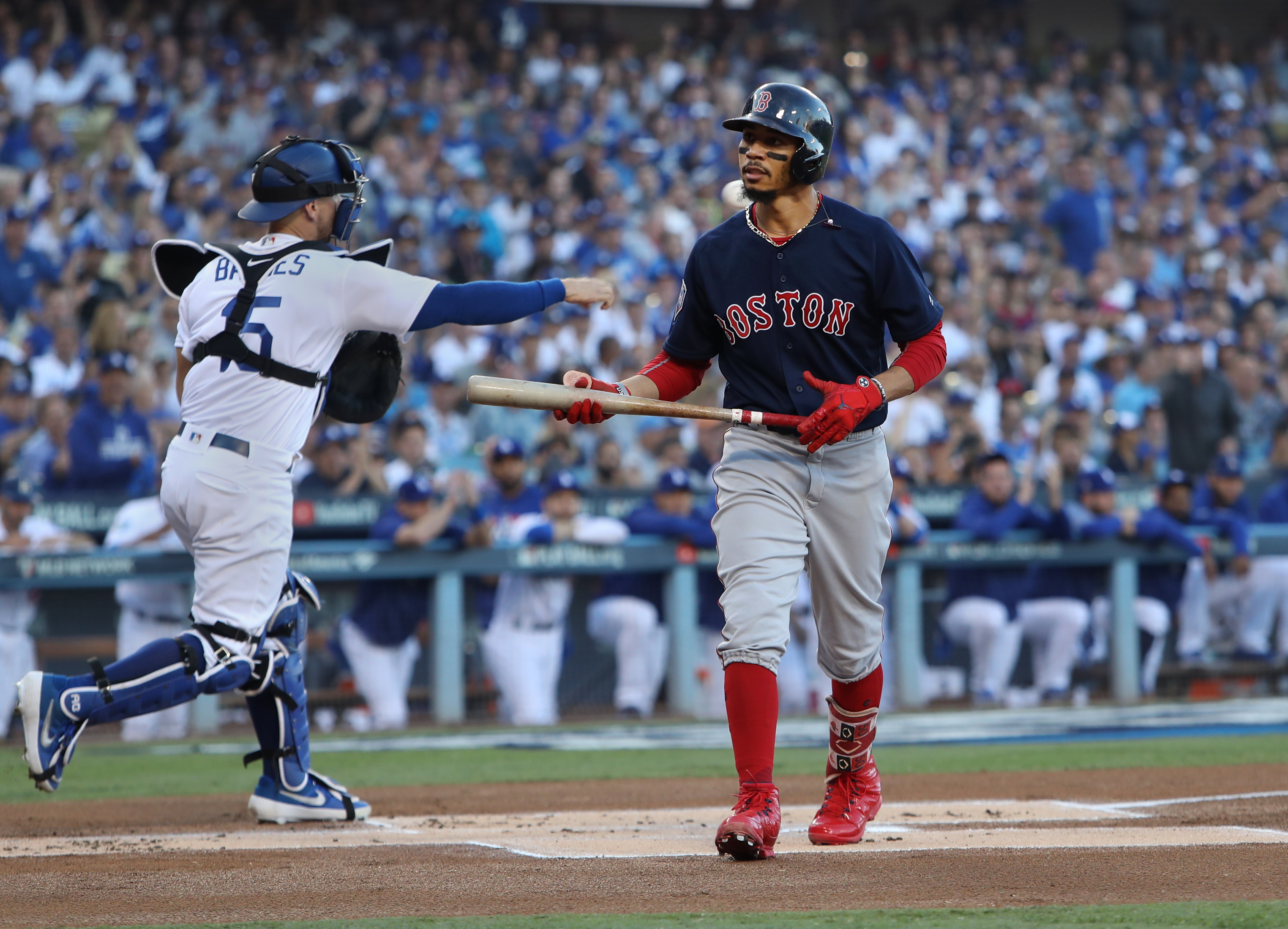 c0667d8a How the Red Sox came back to beat the Dodgers in Game 4, inning by ...