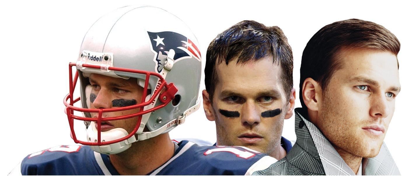 ce3bf74b01 Tracing Tom Brady's fame, fortune - The Boston Globe