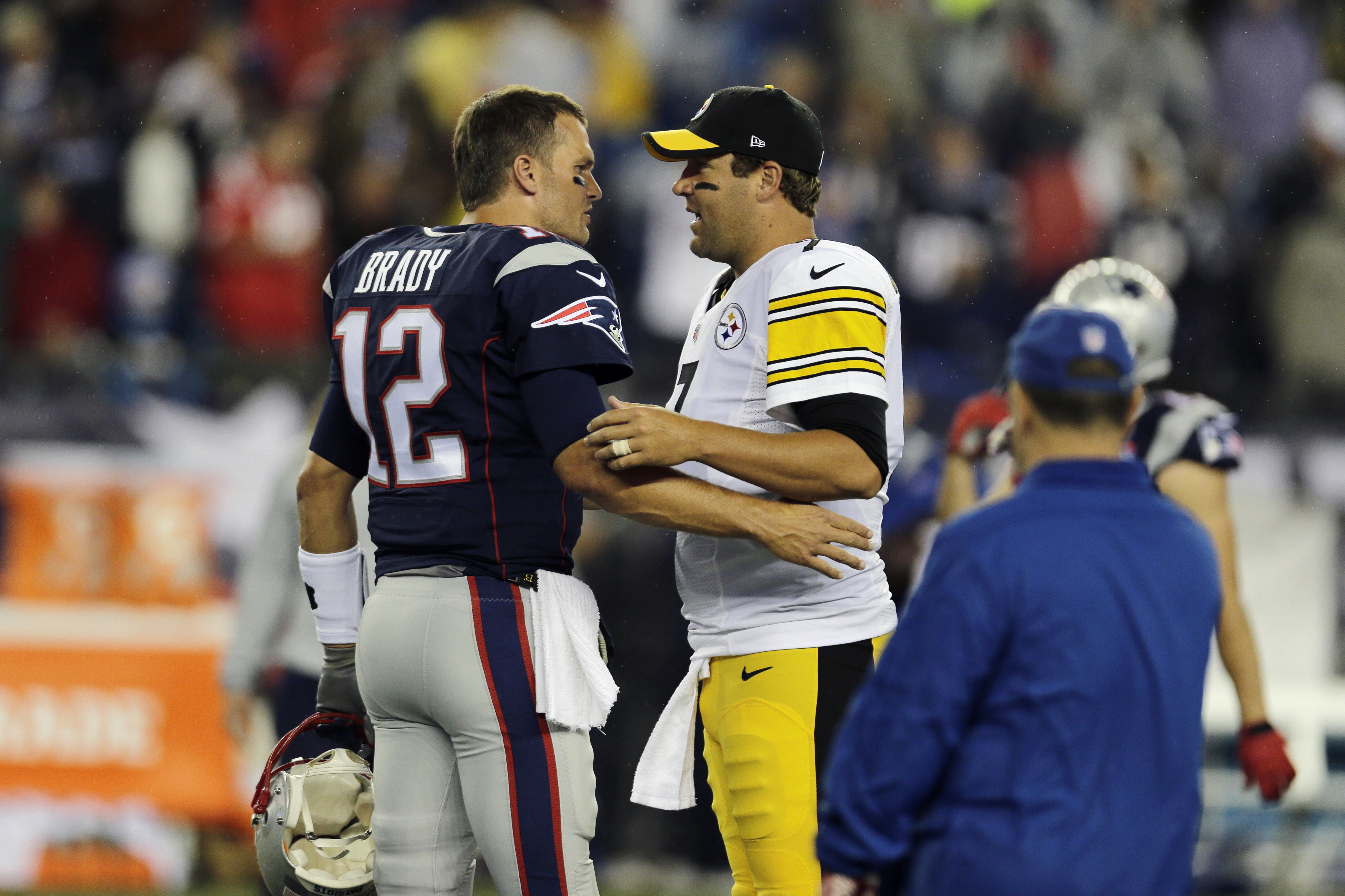 fa3c1aca3 Rivalry with Patriots helped fuel Ben Roethlisberger s fire - The Boston  Globe