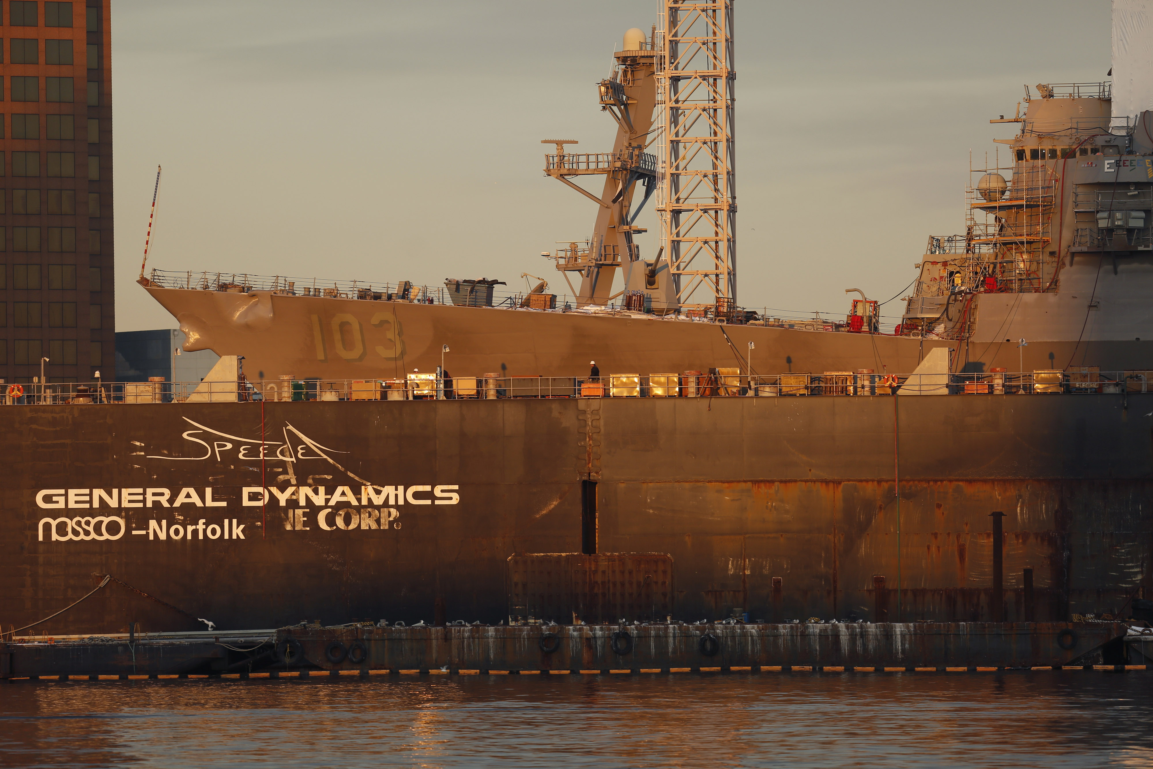 Defense contractor General Dynamics bets on government IT work with