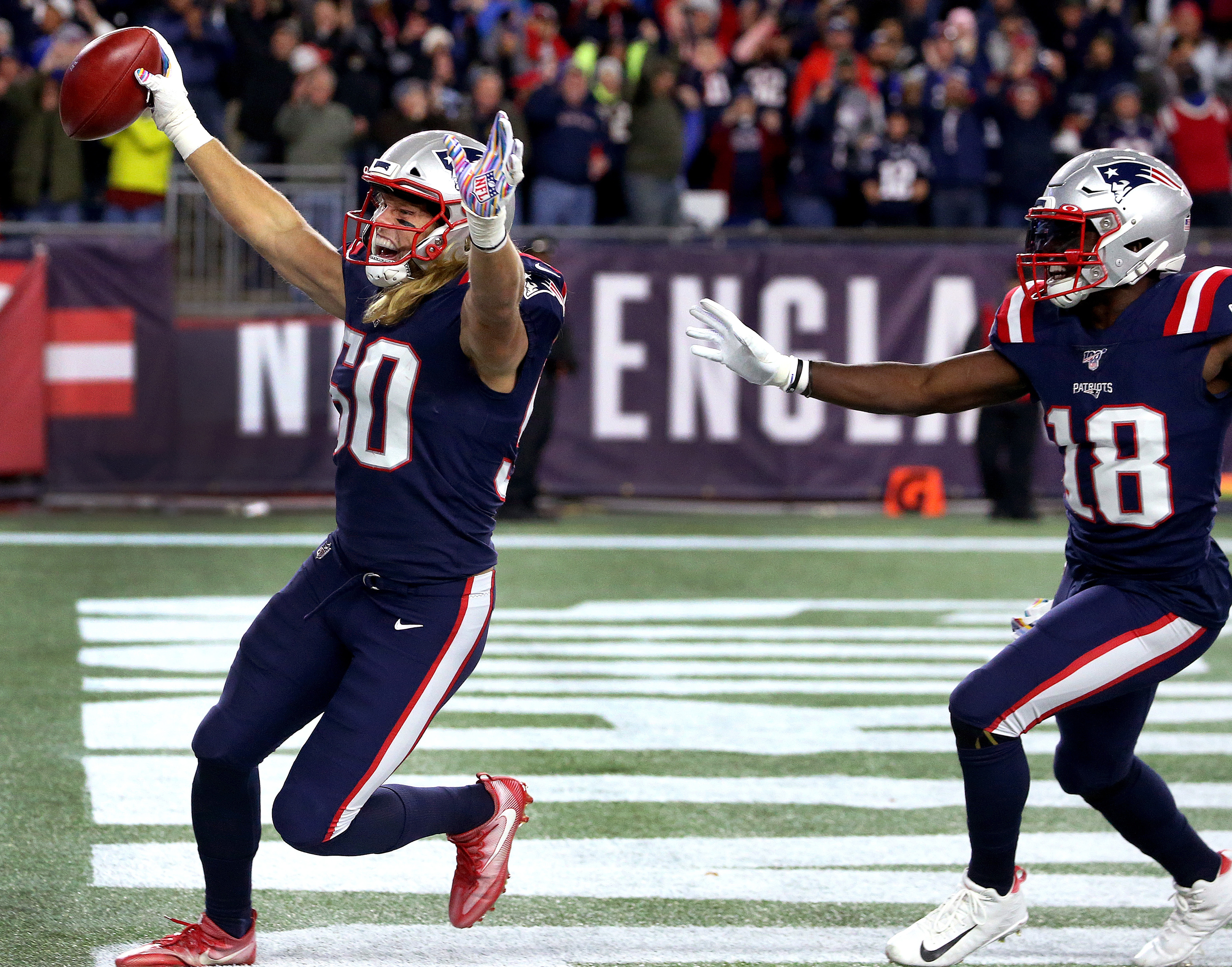 Patriots unveil new-look uniforms for 2020 season - The Boston Globe