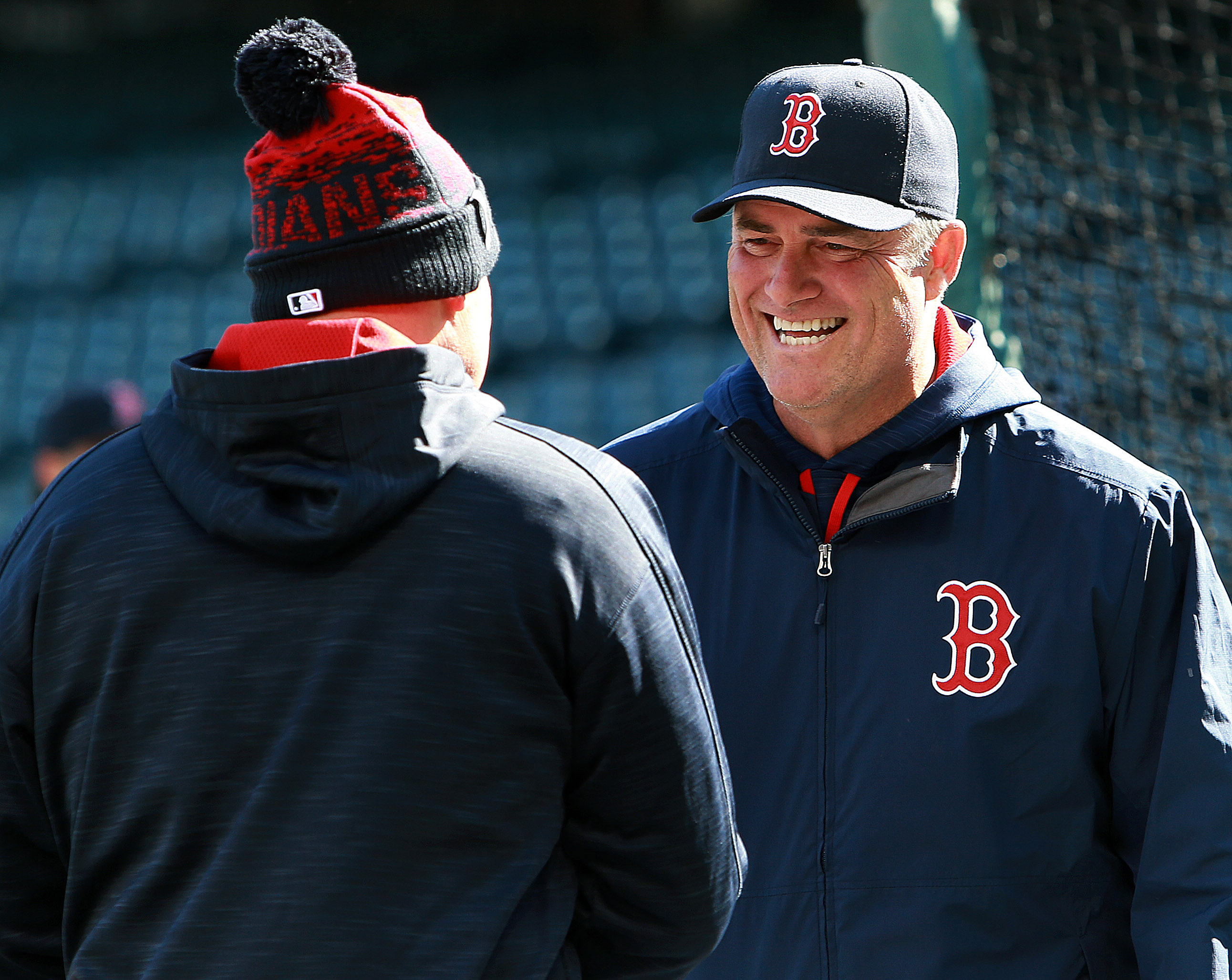 Ex-Red Sox skipper John Farrell a candidate to become Angels manager, report says