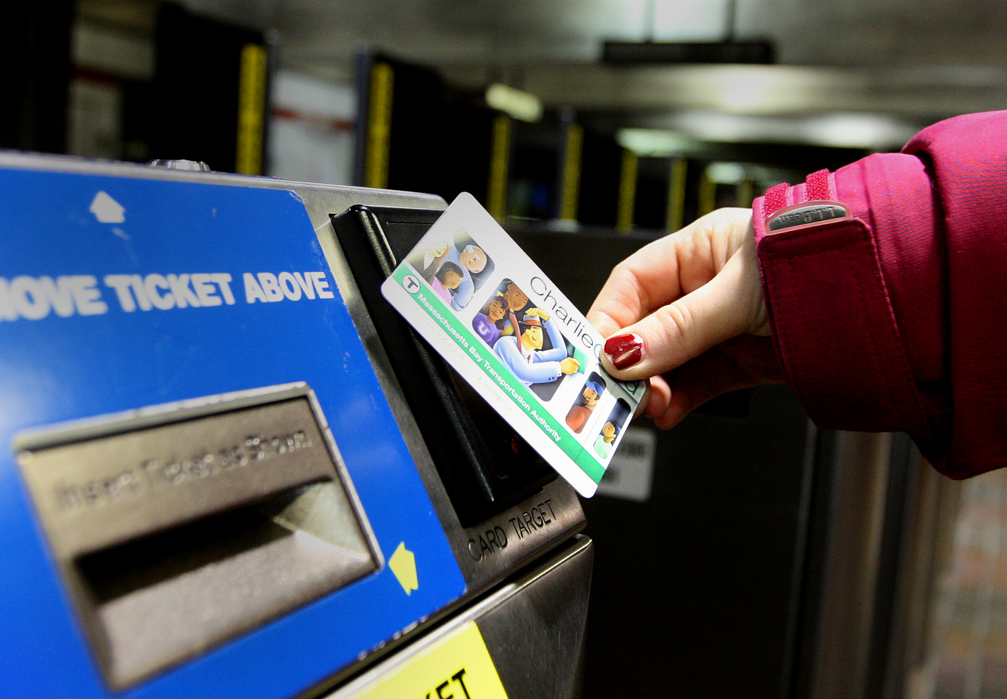 MBTA to phase out cash tickets on buses, trains - The Boston