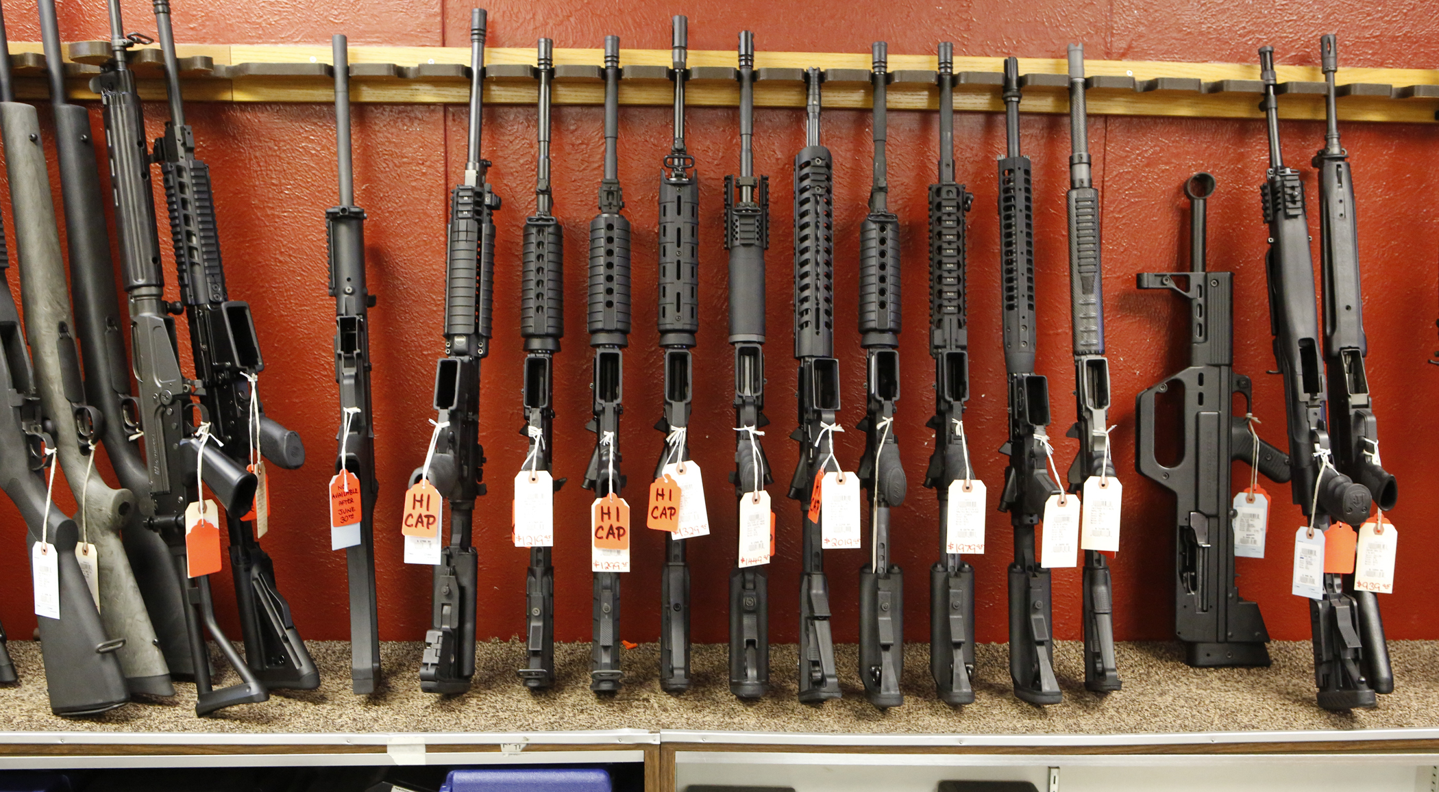Hand over your weapons - The Boston Globe