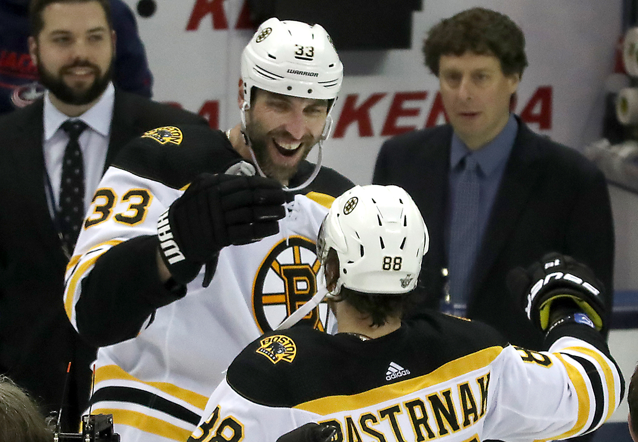 Bruins have a glittering opportunity here for another Stanley Cup