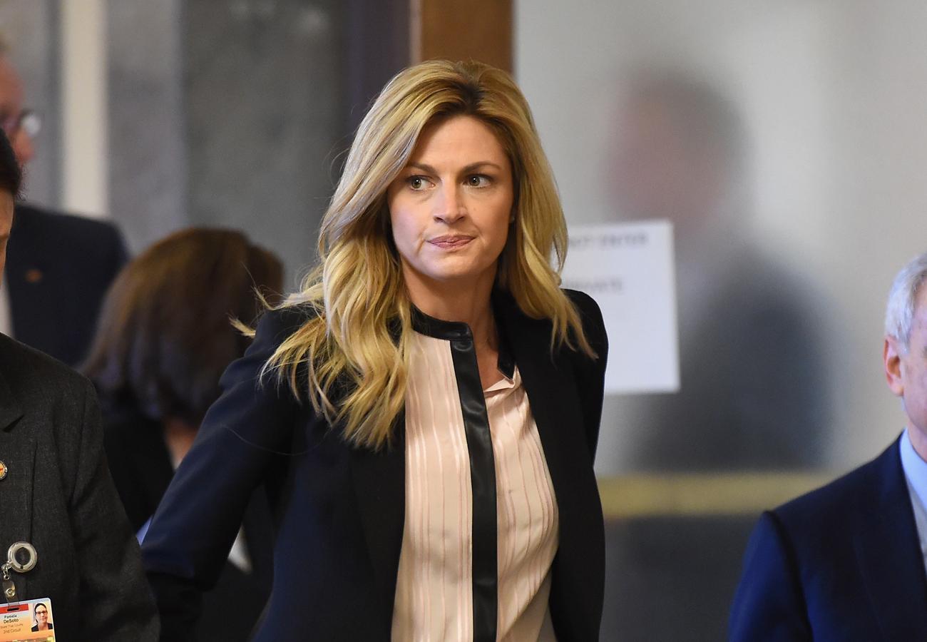 Erin Andrews Awarded $55 Million In Peeping Tom Lawsuit
