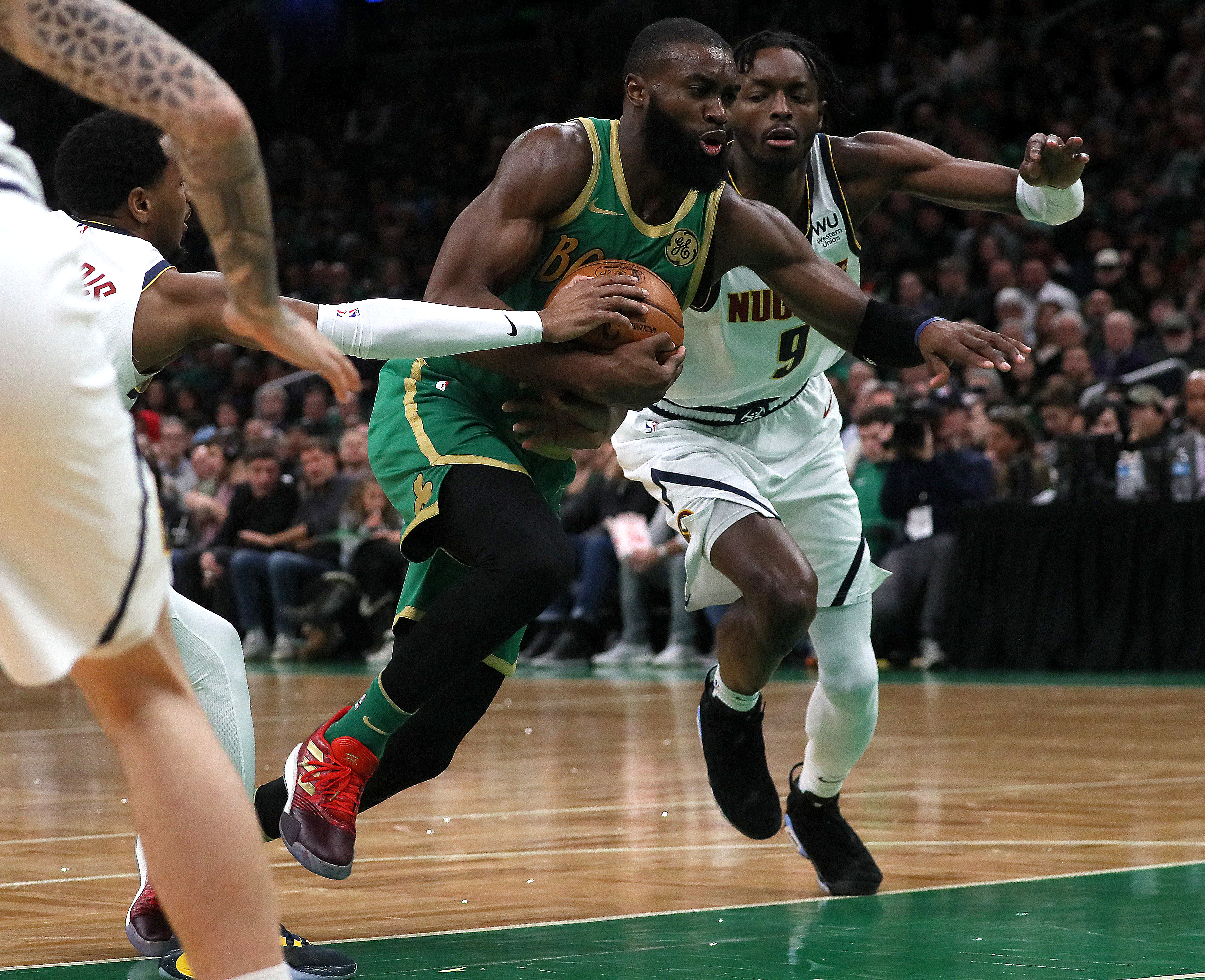 Sixteen observations from Celtics' 108-95 win over Nuggets