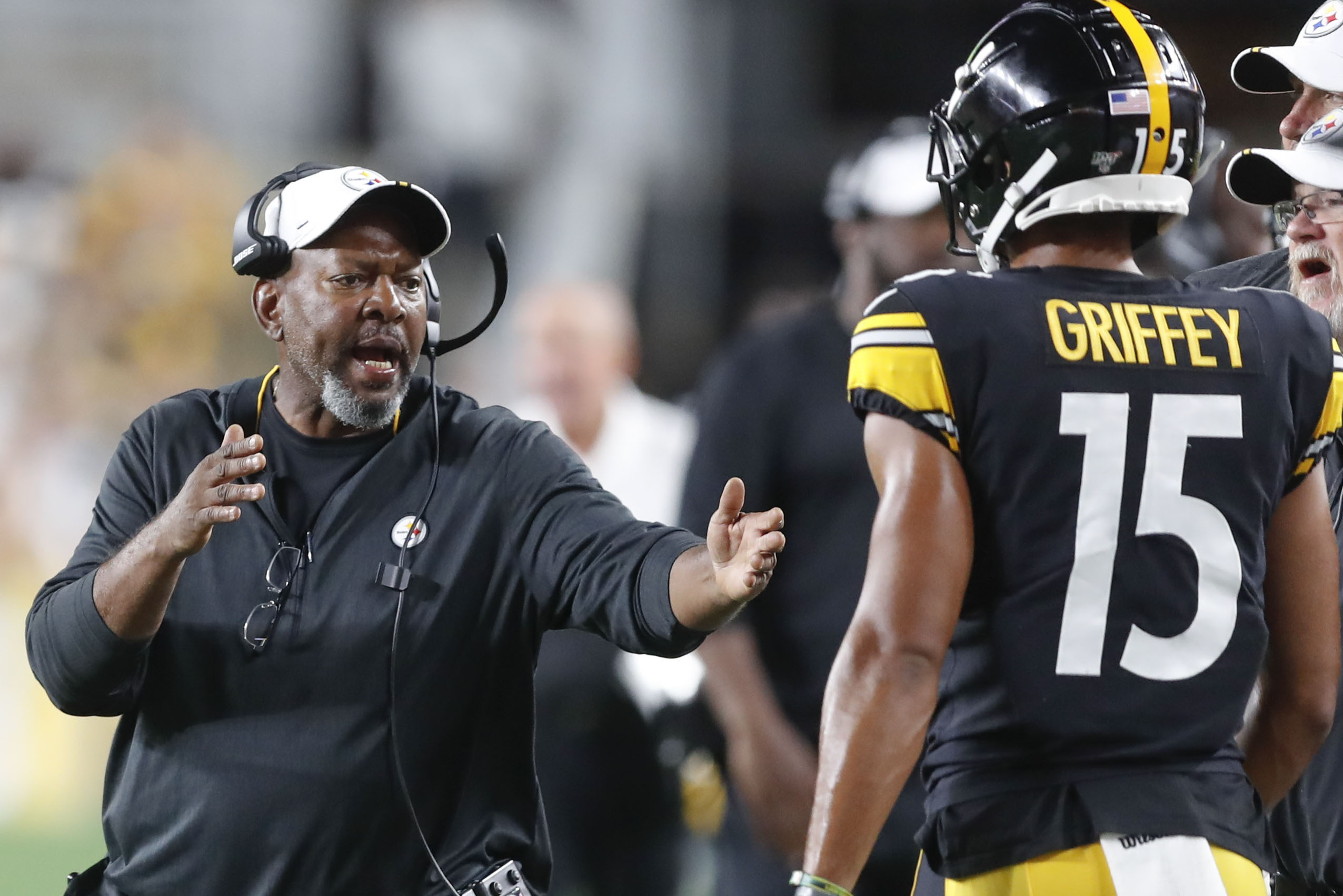 new style d2f74 289ea Darryl Drake, 62, longtime Steelers coach - The Boston Globe