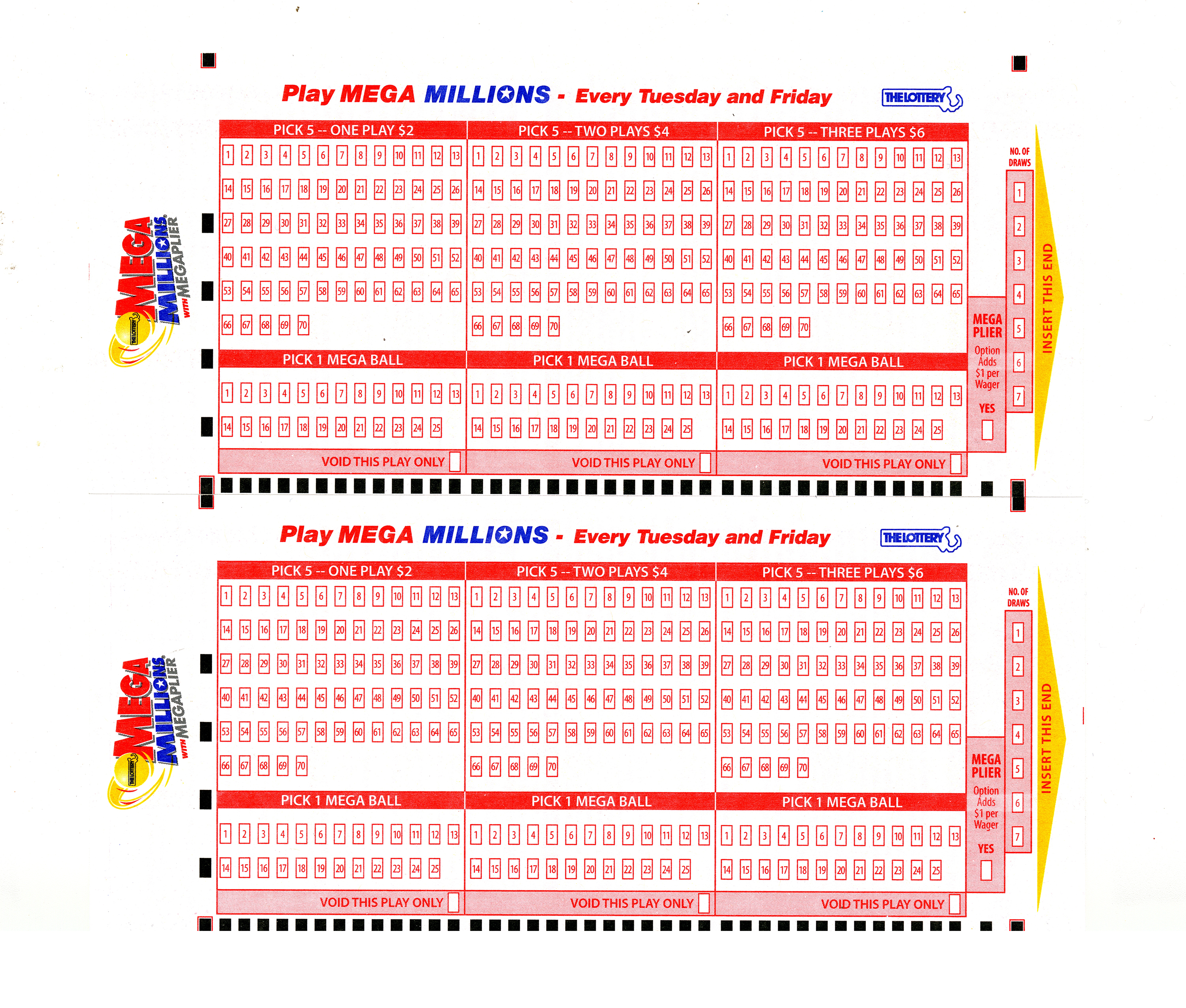 Here S How To Play Mega Millions If You Ve Never Done It Before The Boston Globe
