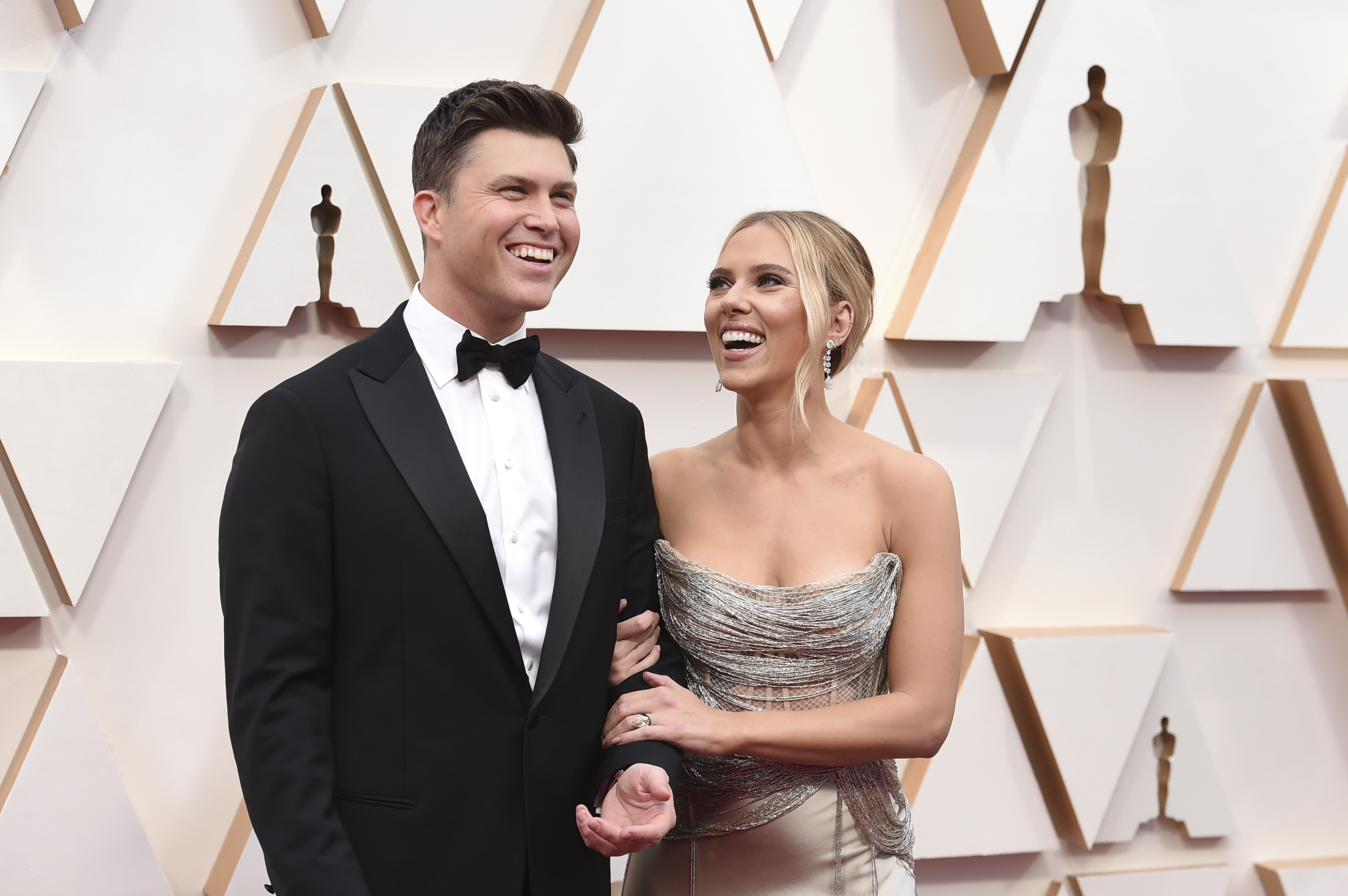 Is Colin Jost About To Leave Saturday Night Live The Boston Globe