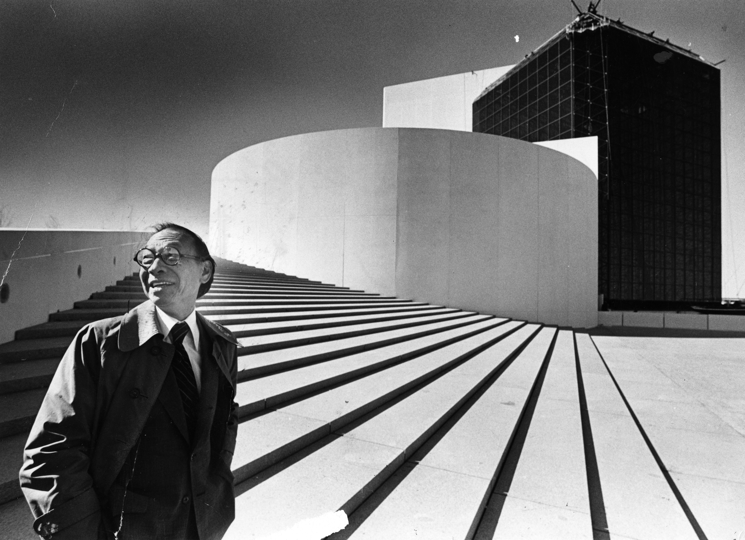 I.M. Pei's enduring Boston legacy
