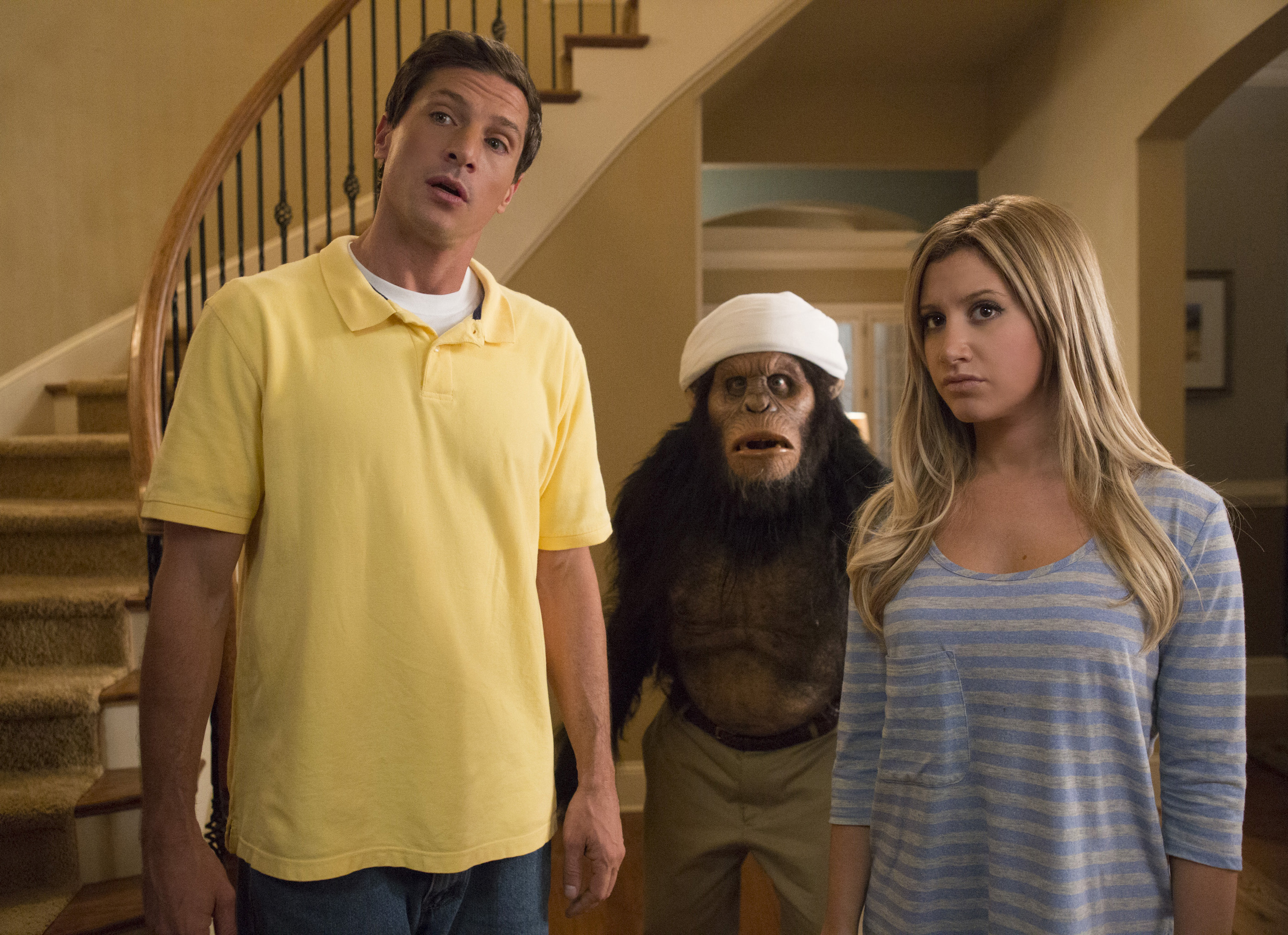 Scary Movie 5 Engages In Scare Tactics The Boston Globe