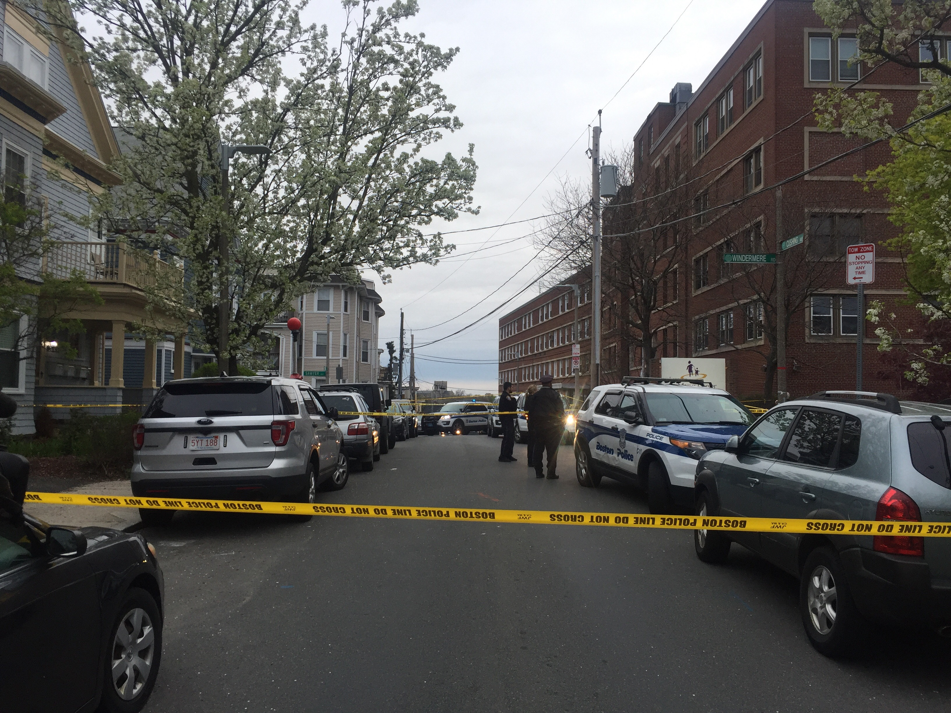 1 man killed, 3 others injured in Dorchester shooting, police say