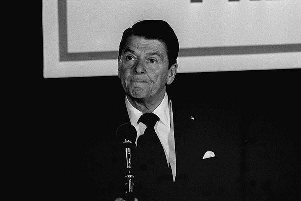 The ugly legacy of Ronald Reagan
