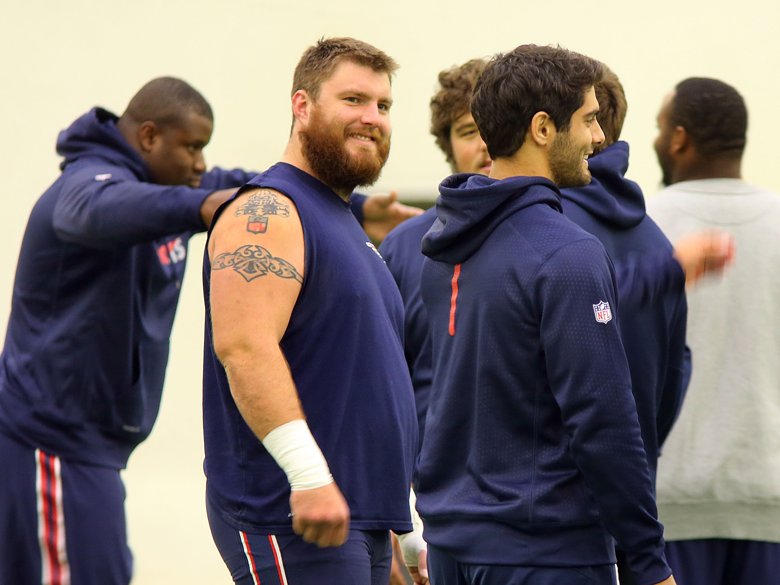 Patriots' Bryan Stork makes it clear he's on to next year - The ...