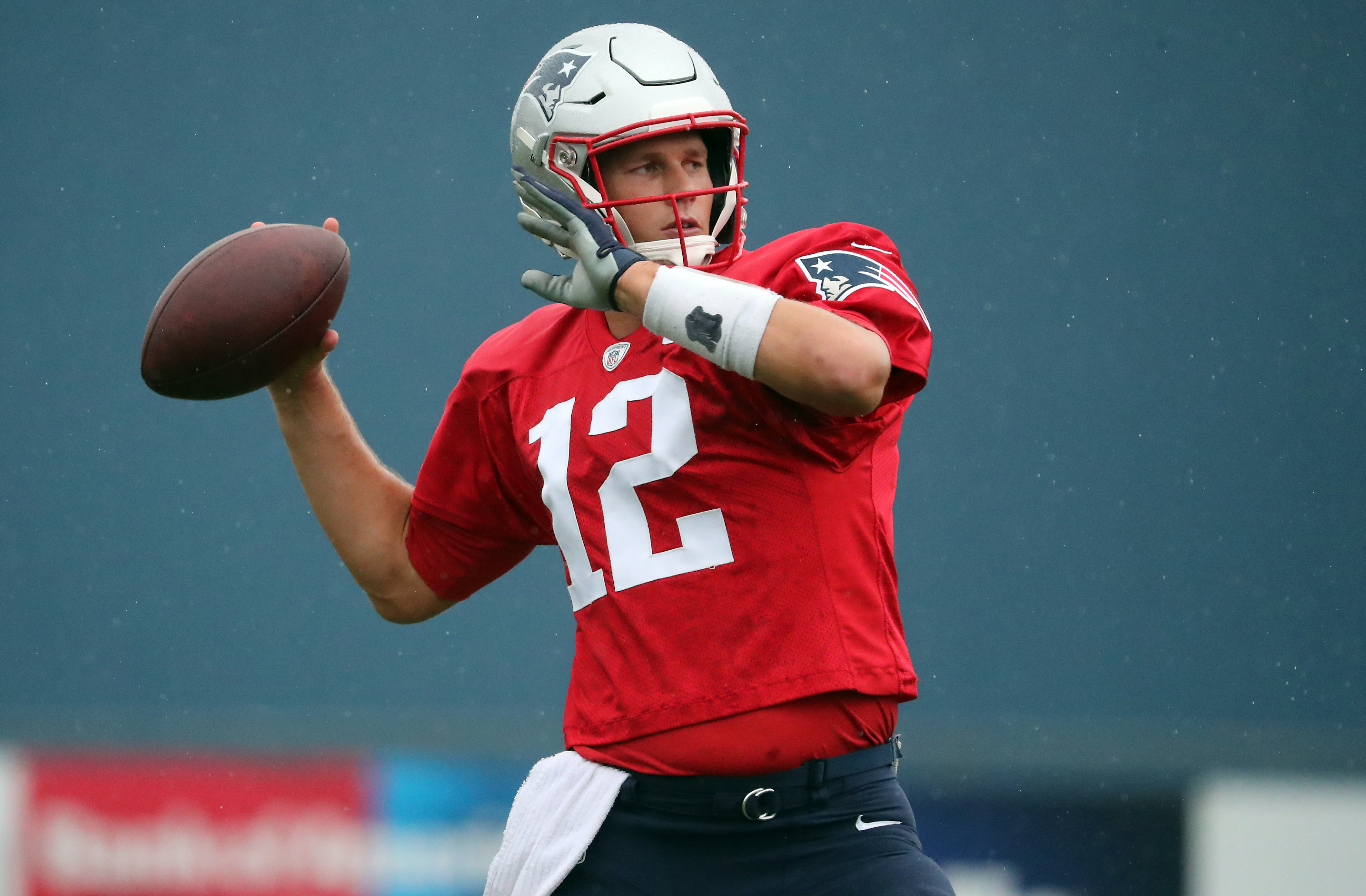 With his new contract, it sure looks like Tom Brady