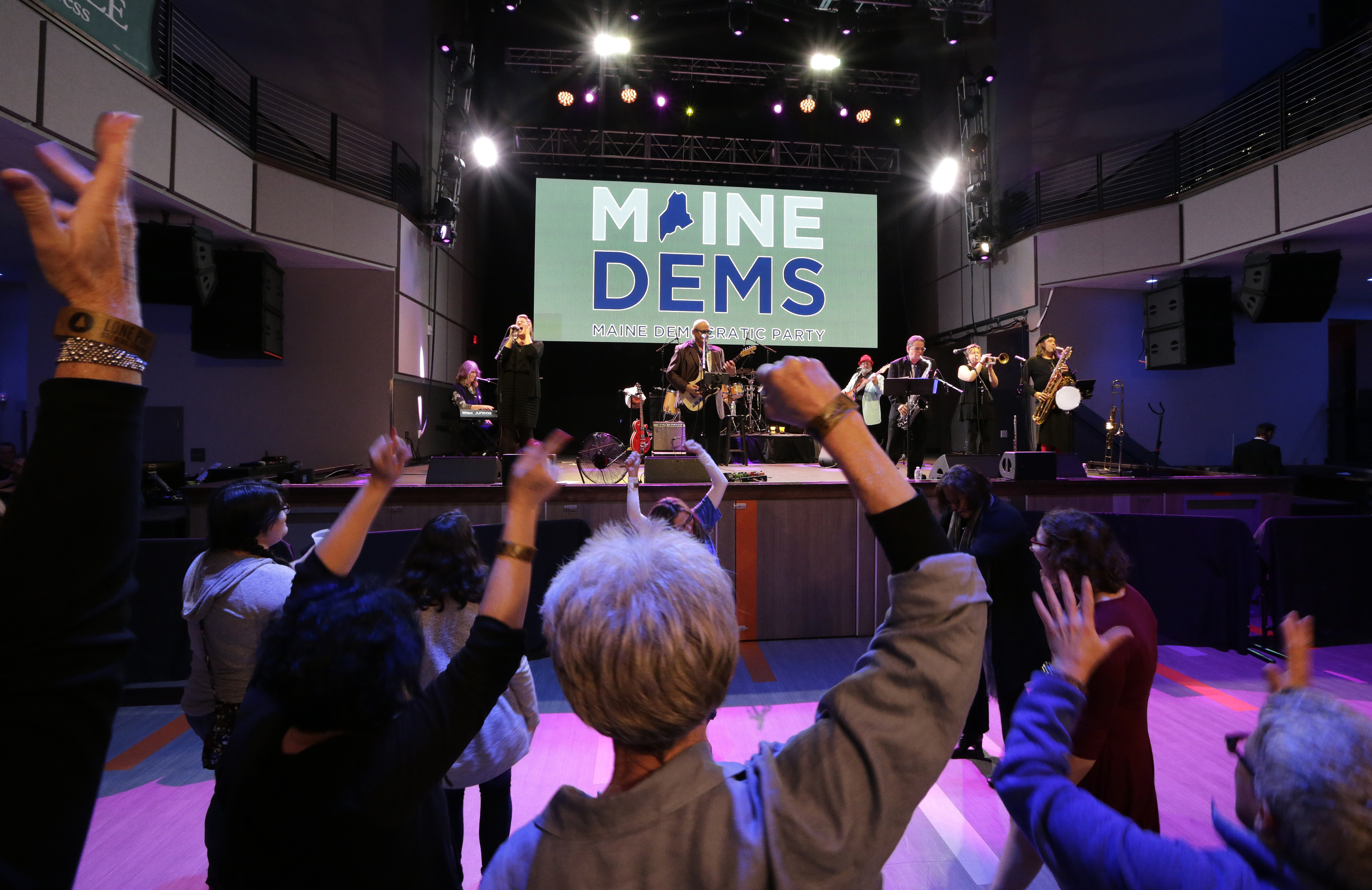 After years of LePage, Maine went very blue Tuesday - The Boston Globe