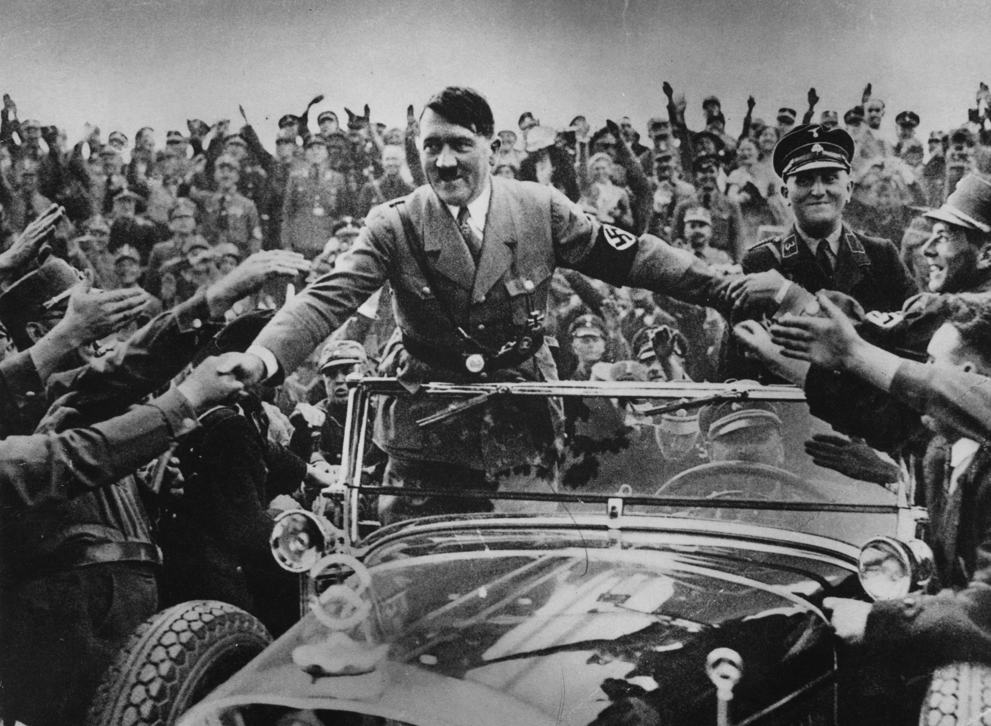 Film probes Hitler's narcotics habit - The Boston Globe