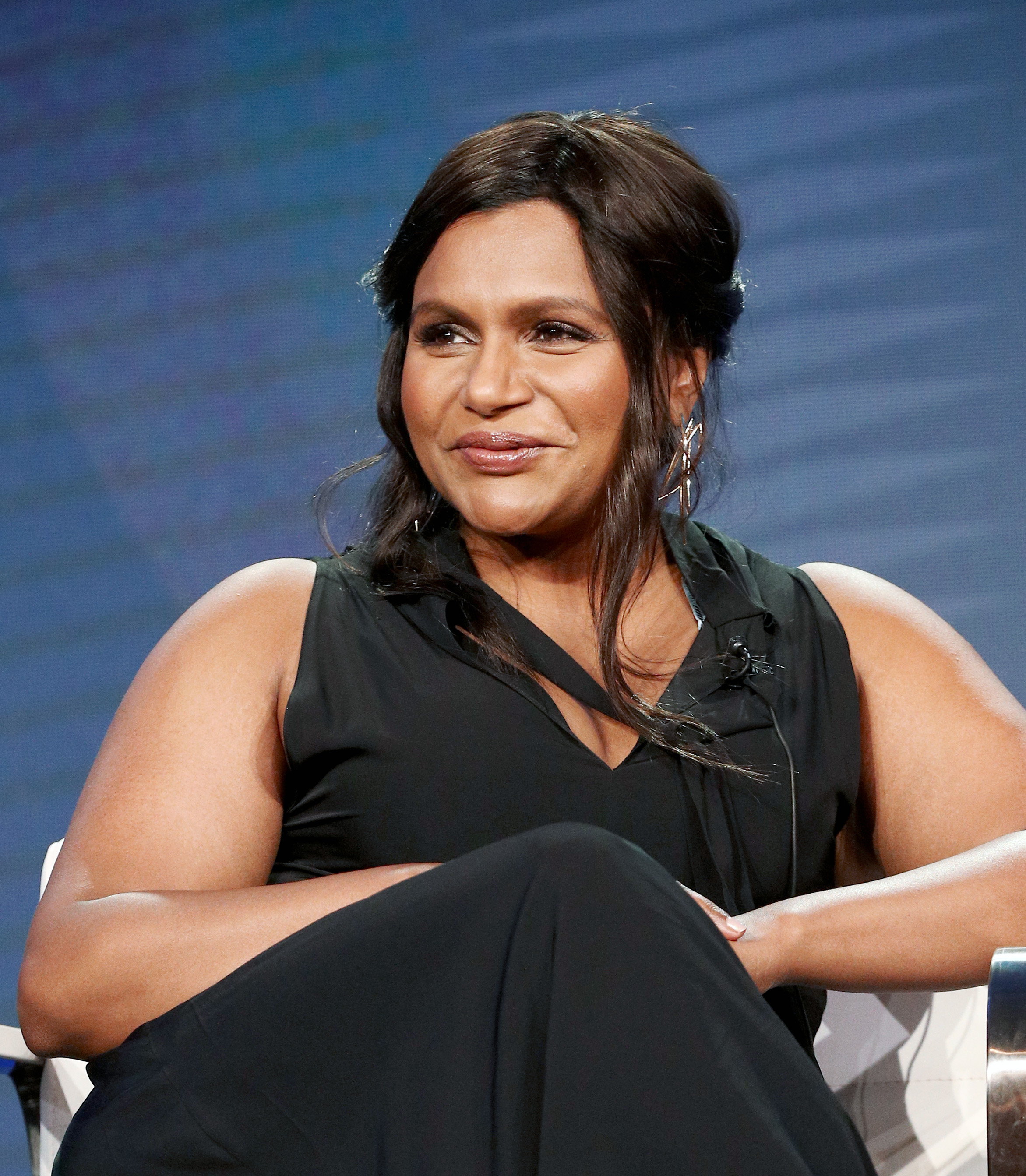 Mindy Kaling Was Criticized For Supporting Aziz Ansari Here S How She Responded The Boston Globe